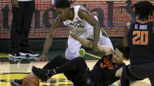 Oklahoma State star Cade Cunningham sprains ankle in loss to Baylor, questionable for finale