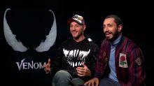 """Tom Hardy: """"Mi Venom está inspirado en un poco de Woody Allen, Conor McGregor y mi personaje en Warrior"""""""