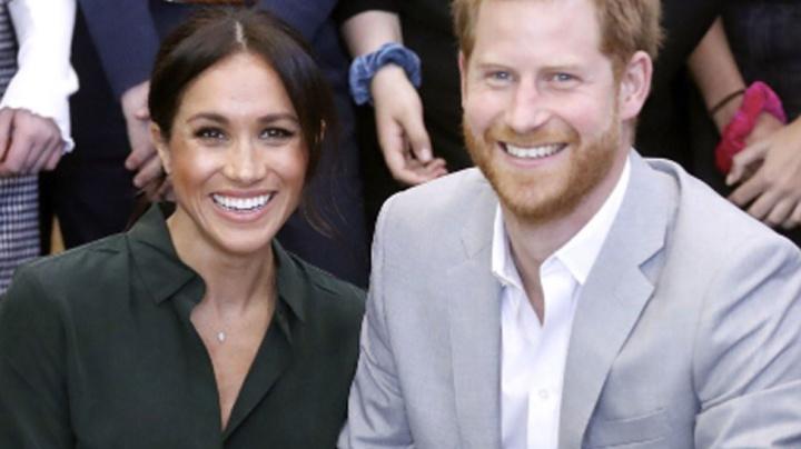 Kensington Palace confirms Meghan Markle's pregnancy