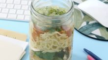 These DIY instant noodles are healthier than the store-bought versions and so easy to make