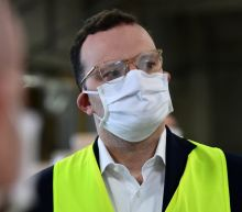 Countries face 'fights' over facemasks in China: German health minister