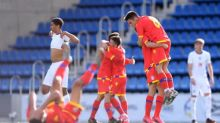 Weak at the Pyrenees: England Under-21s held to shock 3-3 draw in Andorra