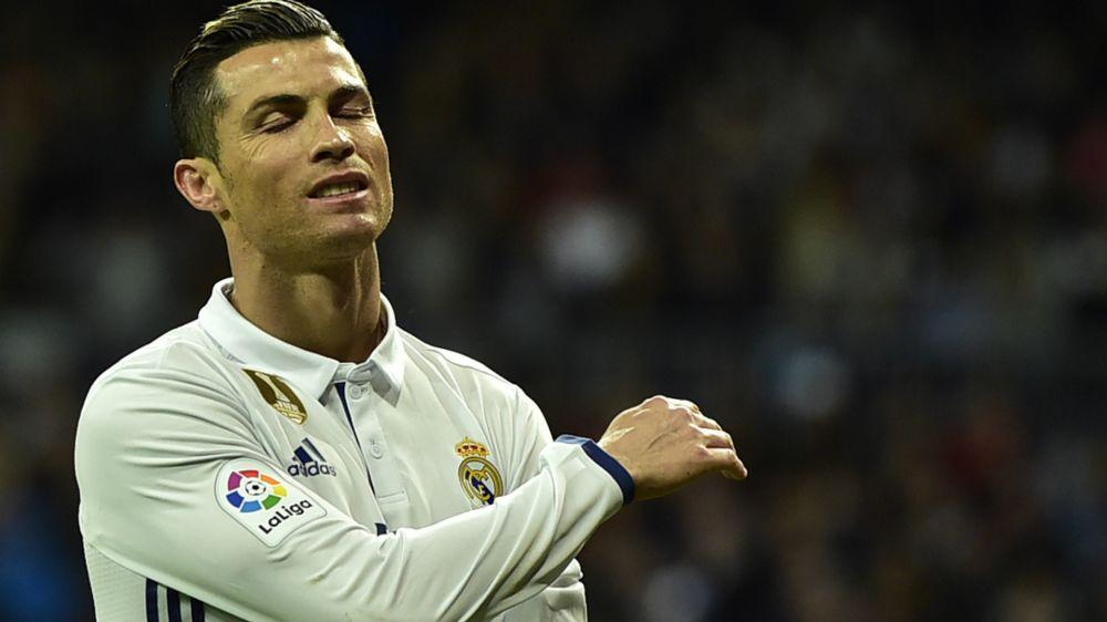 Real Madrid x Alavés: a partida de Cristiano Ronaldo