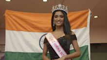 'Uncontrollable happiness': Miss India Manya Singh rides father's autorickshow to a resounding homecoming