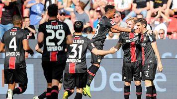 Bundesliga: Leverkusen zwingt Club in die Knie