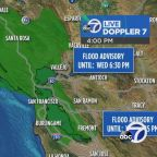 Storm prompts Flash Flood Warning in Petaluma, Penngrove