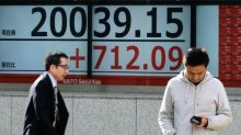 Borsa,Tokyo chiude in ribasso malgrado boom Softbank.Nikkei -0,59%