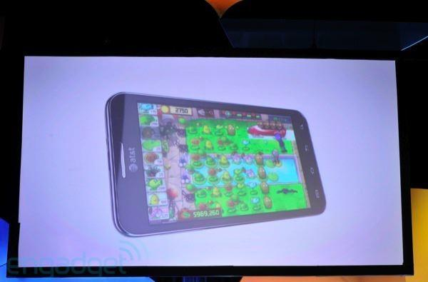 Samsung Galaxy S II Skyrocket HD coming to AT&T: 1.5GHz dual-core CPU, LTE, 'razor-thin'