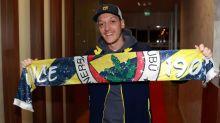 Arsenal outcast Ozil joins Fenerbahce