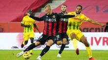 Foot - Ligue Europa - Ligue Europa : la composition de Nice face à Leverkusen avec Dolberg en pointe et Boudaoui au milieu