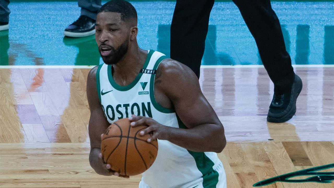 Report: Tristan Thompson among three Celtics facing ...