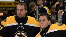 NHL Playoffs: How will Game 1 postponement affect Bruins' plans in net?