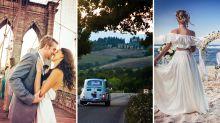 Top 10 most Instagrammed wedding spots