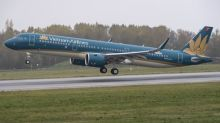 Vietnam Airlines Takes Delivery of First Airbus A321neo Aircraft Powered by Pratt & Whitney GTF™ Engines