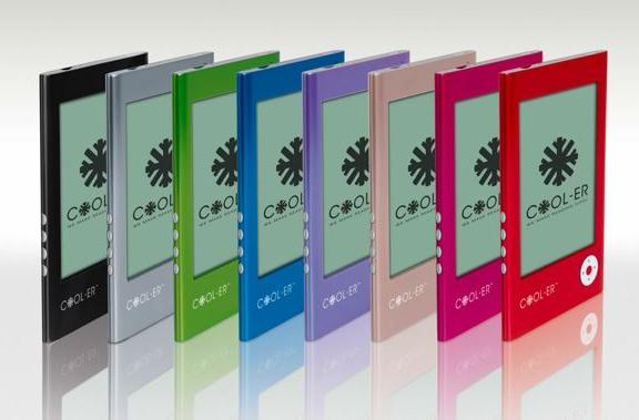 Interead COOL-ER 3G e-reader announced, adds wireless to the mix