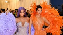 Kylie Jenner IGNORES sister Kendall's anxiety comments in viral Met Gala clip