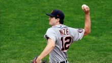 Greinner, Tigers pounce on Twins bullpen for 10-8 win
