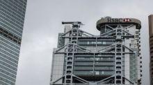 Hong Kong media exec says HSBC accounts frozen after arrest