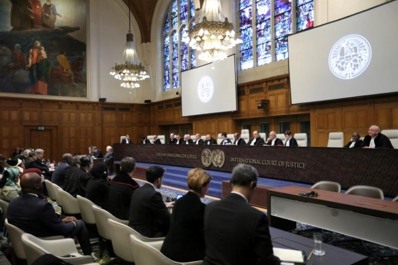 Ruling in case against Myanmar on alleged genocide of Rohingya, at the ICJ in The Hague