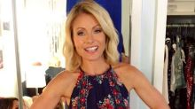 Kelly Ripa To Announce Her New 'Live!' Co-Host on Monday