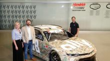 Ally and Jimmie Johnson Honor Military Heroes