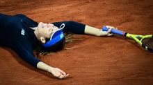 Danielle Collins' upset seals all-American quarterfinal at French Open