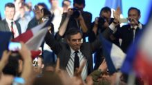 Under-fire Fillon on the offensive in France