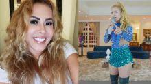 """Joelma critica imediatismo das redes sociais: """"Essa cobrança dá ansiedade"""""""
