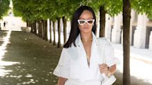 Of Course Rihanna Is the First to Wear Virgil Abloh's Louis Vuitton