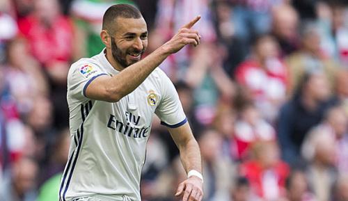 """Primera Division: Perez: """"Benzema ist ein Mix aus Zidane und Ronaldo"""""""