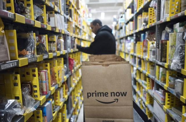 Amazon is building dedicated warehouses for hazardous goods