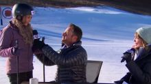 'The Bachelor Winter Games' premiere wins gold with international contestants