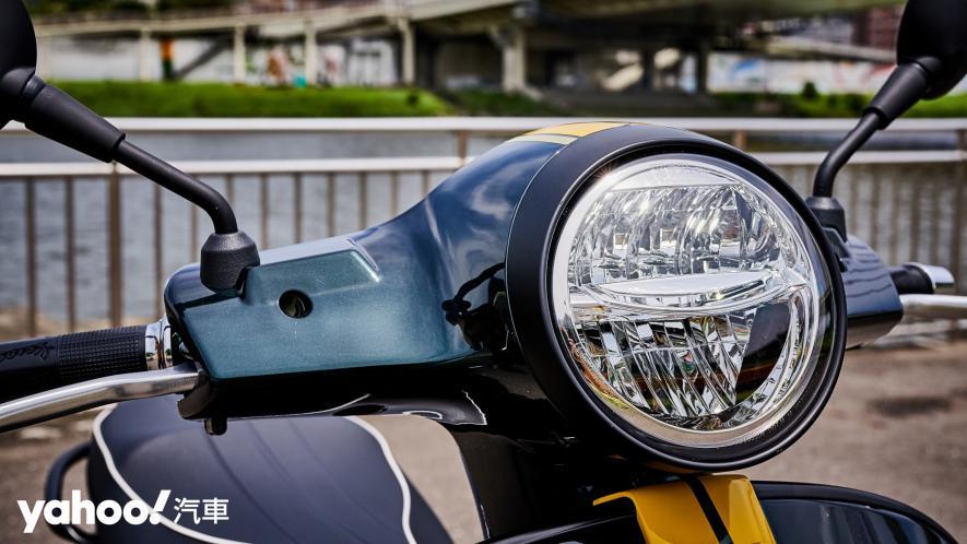 自由誠可貴的二輪時光機!2020 Vespa GTS 300 Racing Sixties城郊試駕! - 3