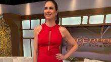 """Luciana Gimenez relembra adolescência com clique do passado: """"Oi, tempo!"""""""