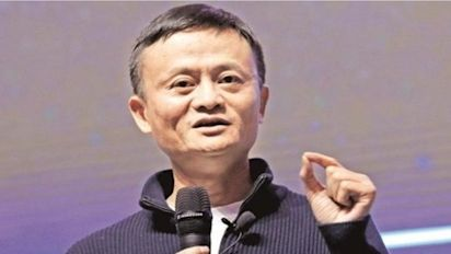 Do not hop jobs, Jack Ma's life lessons at Davos 2019