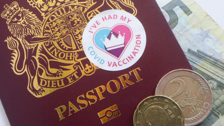 Why Europe's COVID Vaccine Passports Won't Work