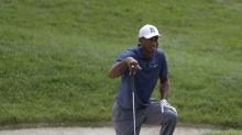 Tiger Woods in danger of missing cut at the Memorial Tournament for the first time in his career