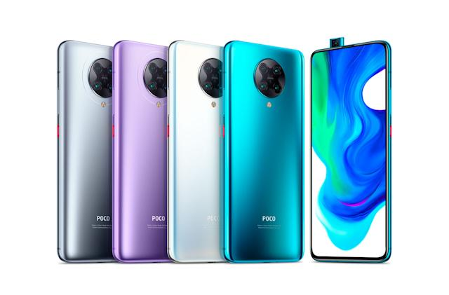 Poco's F2 Pro is a high-end, all-screen phone for $500