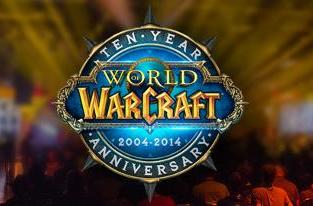 Celebrate 10 years of World of Warcraft at BlizzCon