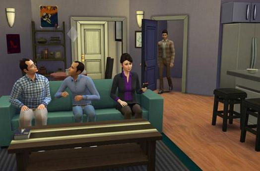 Seinfeld, Friends casts reunite in The Sims 4 custom content