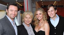 Hugh Jackman fans are 'disappointed' he's friends with Ivanka Trump and Jared Kushner