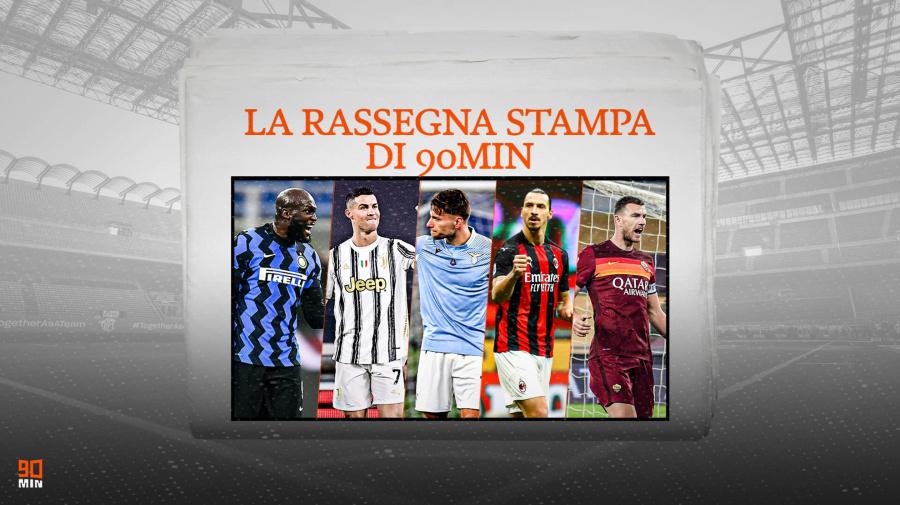La Rassegna Stampa dei principali quotidiani sportivi italiani di martedì 27 luglio 2021