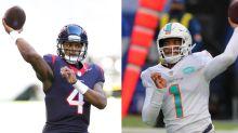 Should Miami Dolphins Trade Tua, Picks to Houston for Deshaun Watson? – NBC 6 South Florida