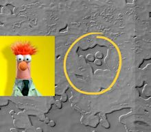 Muppets in Space? NASA's High-Res Image of Mars Comes With Pareidolia
