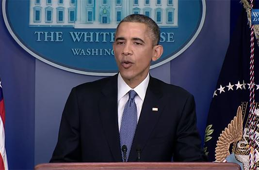 President Obama says canceling release of 'The Interview' was a mistake