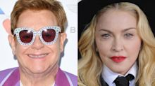 Elton John slams Madonna for being 'nasty' to Lady Gaga in his new memoir: 'I think it's just wrong'