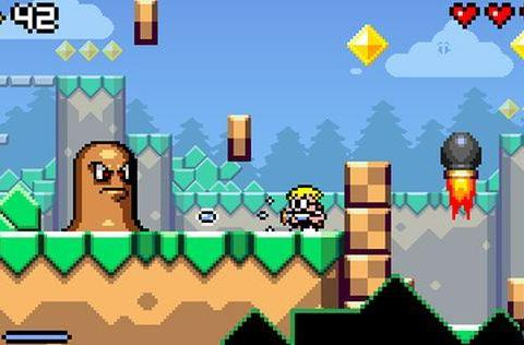 Mutant Mudds Deluxe does better on Wii U than PSN and Steam, developer says