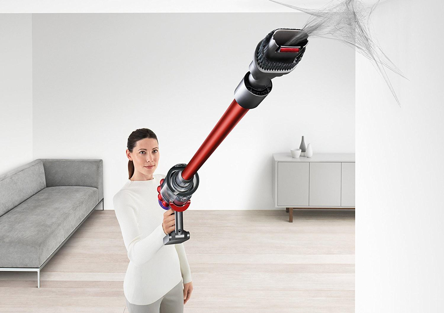 save 50 on the best cordless vacuum dyson has ever made. Black Bedroom Furniture Sets. Home Design Ideas