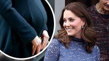 Real reason Kate Middleton had a bigger bump this time