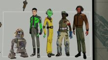 Star Wars Resistance: Introducing Team Fireball
